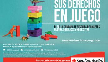Campaña recogida de alimentos no perecederos Cruz Roja